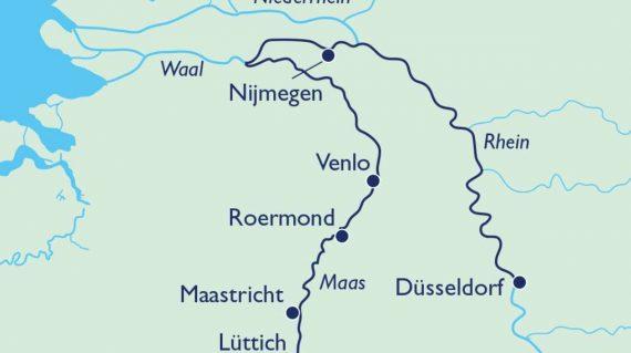 Routenkarte_ELE1121_DUS_DUS_Maas